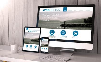 Ich brauche Webdesign