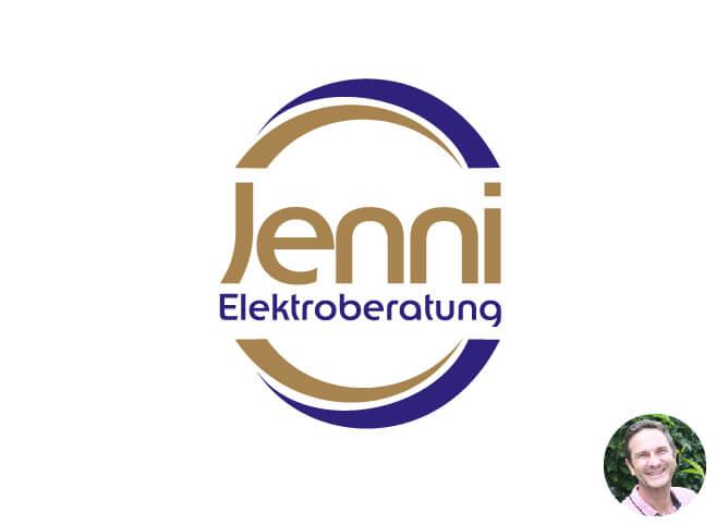 Logo Design fuer Elektroberatung Zurich
