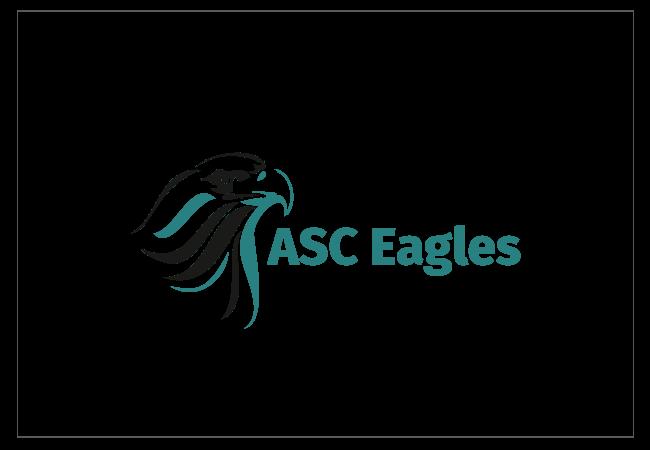ASC Eagles Logo Design