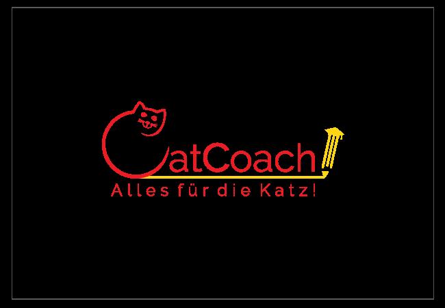 CatCoach Logo Design
