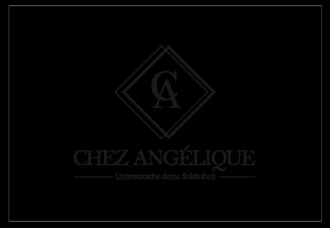 Chez Angelique Logo Design