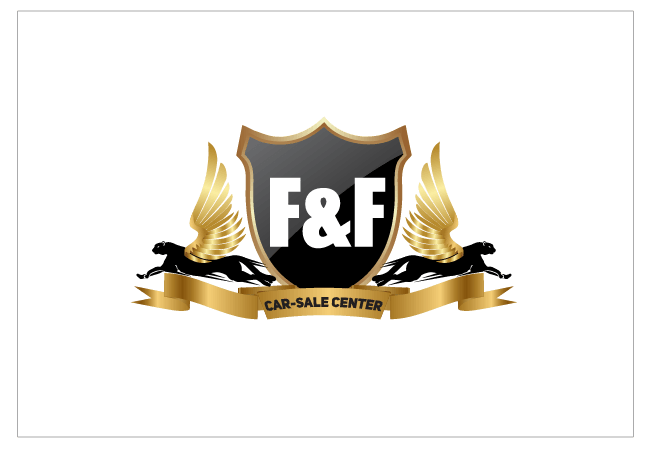 F&F Cars Logo Design