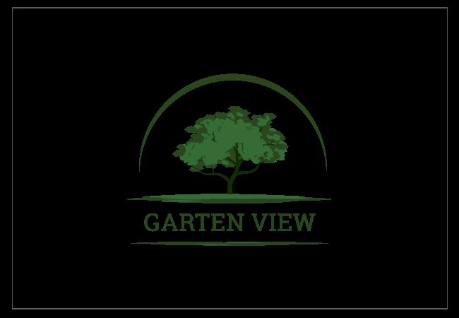 Garden View Logo Design