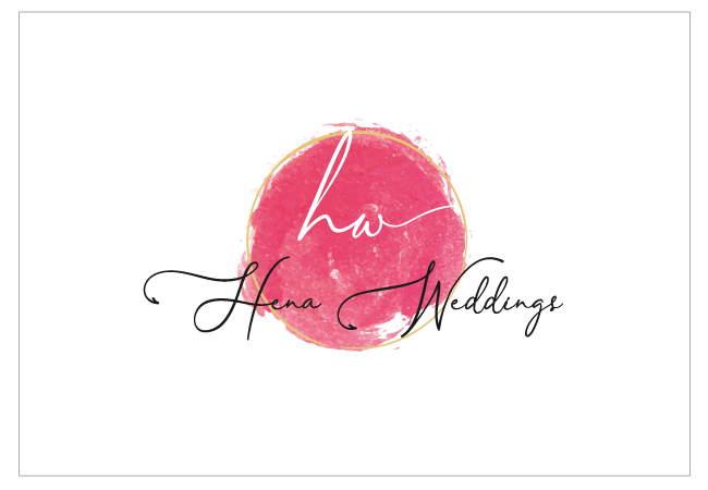 Hena Logo Design