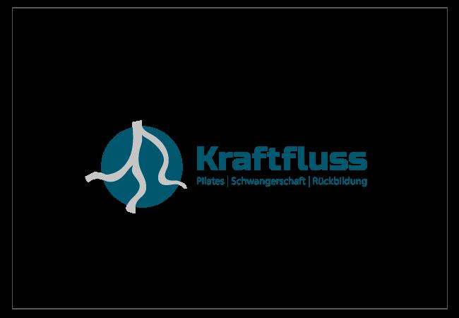 Kraftfluss Logo Design