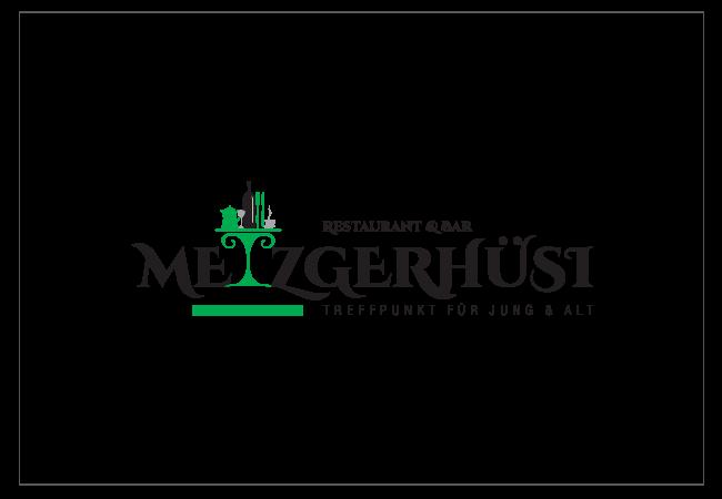 Metzgerhuesi- Logo Design