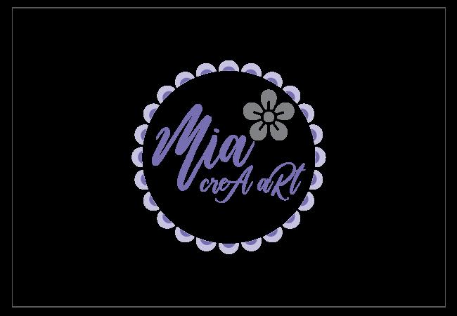 Mia crea-Art Logo Design