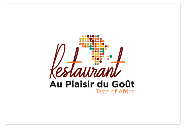 Restaurant Africa Logo Design