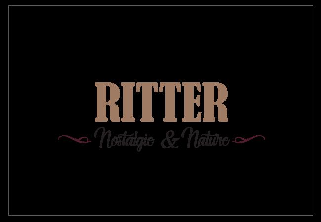 Ritter N Logo Design