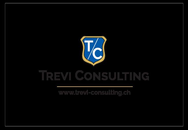 Trevi Logo Design