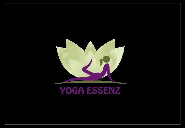 Yoga Essenz Logo Design