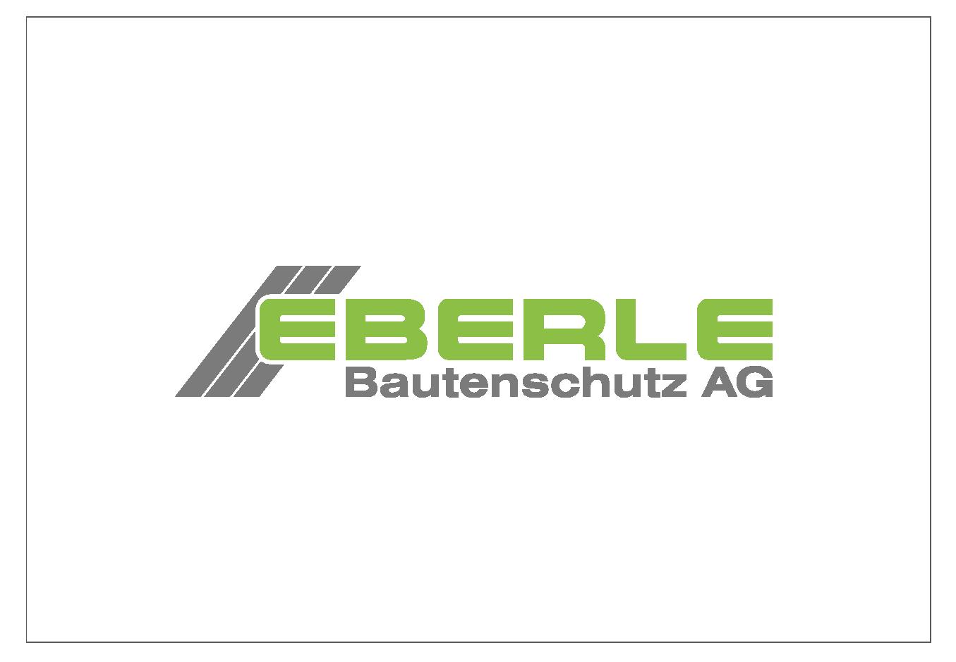 Eberle Bautenschutz AG Logo Design