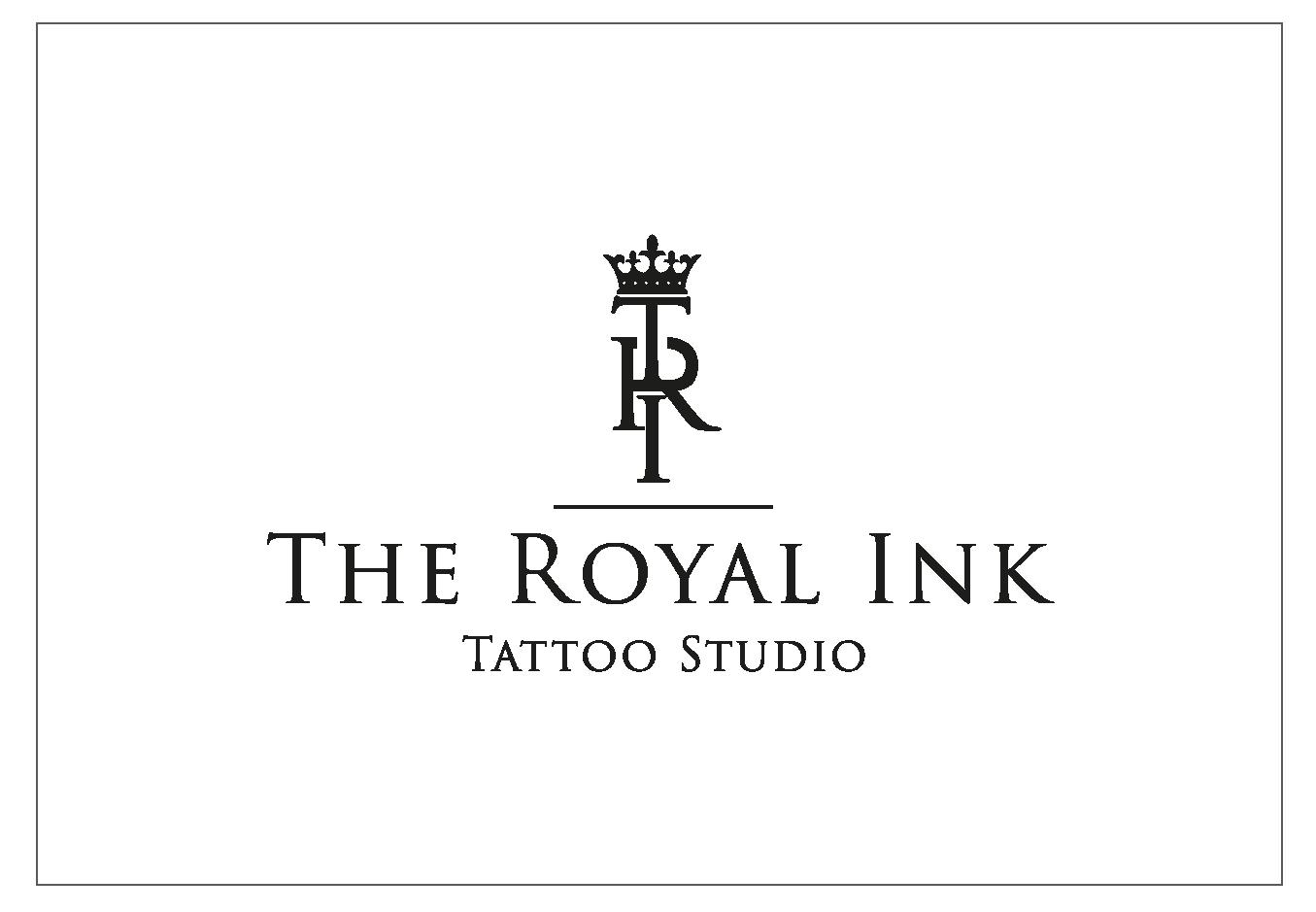 The Royal Ink Logo Design
